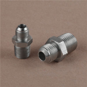 Jic Male Hydraulic Hose Adapter pictures & photos