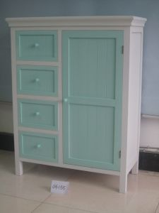 Fresh Simple Style Wardrobe for Bedroom (FCJ04155)