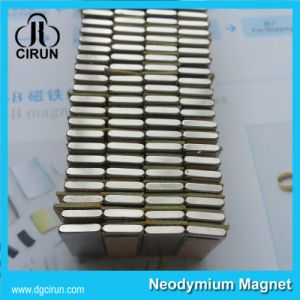 130 180 Arc Ferrite Motor Magnet pictures & photos