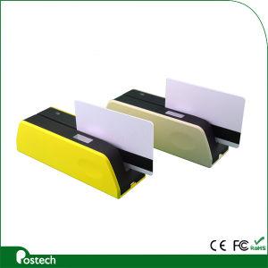 3-Track Msr09 Magnetic Stripe Card Reader for Windows 98/Me/XP/Vista pictures & photos