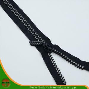 Rhinestone Plastic Open-End Zipper -10# (SZ-085) pictures & photos