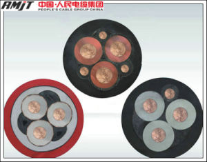 Copper Conductor Rubber Sheathed Mining Cable pictures & photos