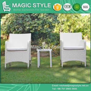 Hight Quality Weaving Dining Chair Rattan Wicker Dining Chair Patio Dining Chair (Magic Style) pictures & photos