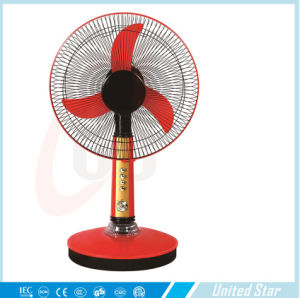 Convenient Low Power 12inch DC Brushless Table Fan Table Fan Wattage pictures & photos