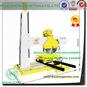 Slq-600 High Quality Stone Hand Wet Tile Cutter for Quartz Stone Cutting, Stone Edge Cutting Machine by Hand pictures & photos