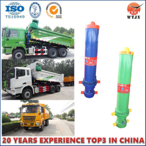 Front-End Hydraulic Cylinder for Slag Dump Truck pictures & photos