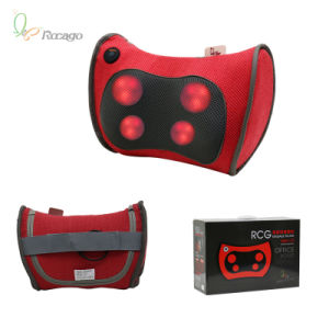 Electric Body Massager Neck Massage Pillow with Heating Function pictures & photos