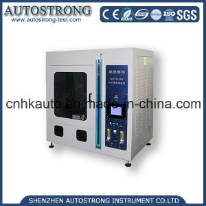 CE Approved Textile Material Burning Tester pictures & photos