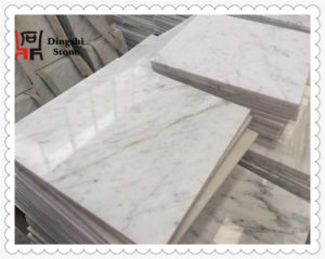 Italy White Marble Bianco Carrara Marble Tile pictures & photos