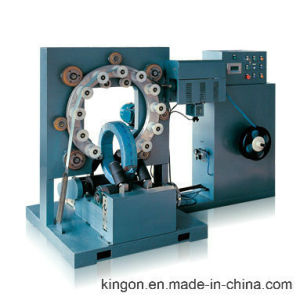 Vertical Ring Type Wrap/Wrapping Package/Packing Machine pictures & photos