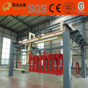 Hot Seller AAC Block Making Machine / Autoclaved Aerated Concrete Plant pictures & photos