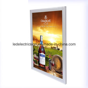 LED Display Light Box with Magnet Frame for Lighting Box Advertising pictures & photos