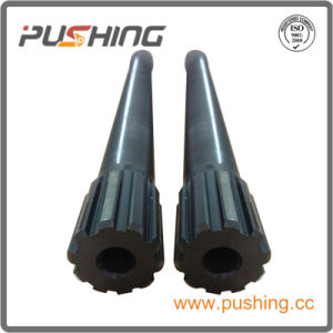 Steel Black Coating Non-Standard Linear Shaft