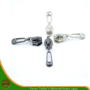 4# Steel Automatic Lock Zipper Slider for All Kinds Zipper pictures & photos