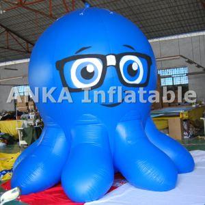 New Design Cartoon Figure Inflatable Octopus Model pictures & photos