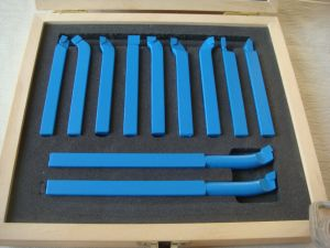Carbide Tipped Tool Bits (DIN4972-ISO2) pictures & photos