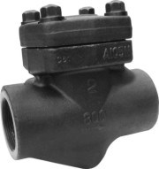 Class 800 Forged Steel Lift Check Valve