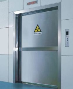 Airtight Metal Door for Hospital
