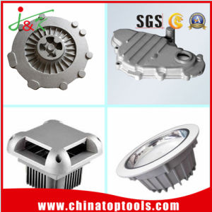 ODM/OEM Customized Aluminum Die Casting From Big Factory 14 pictures & photos