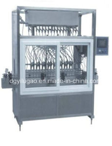 Fully Automatic Multi Head Self Flowing Filling Machine pictures & photos