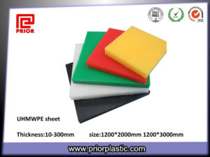 UHMWPE Sheet with Impact and Noise Reduction pictures & photos