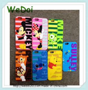 Fashion Cartoon Celllphone Case for Promotion (WY-PC08) pictures & photos