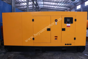 Cummins Water Cooled Engine Super Silent Diesel Generating Station 300kw/375kVA pictures & photos