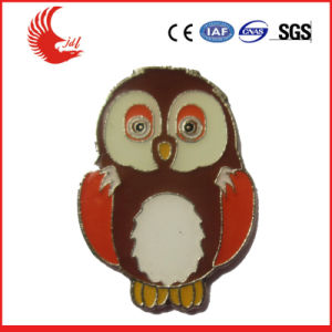 Chinese Metal Soft Enamel Badges pictures & photos