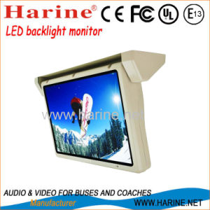 18.5 Inch Motorized Bus Color TV LCD Screen Monitor pictures & photos