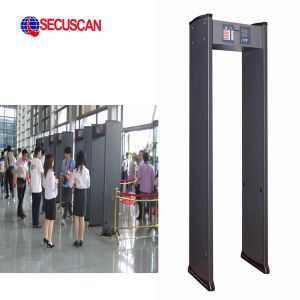 Indoor Use Archway Metal Detector for Airport Body Security Inspection pictures & photos