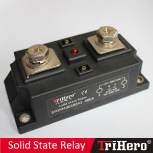 400A AC/AC Industrial Class Solid State Relay, AC SSR, SSR-AA400 pictures & photos