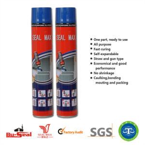 Expanding Spray Adhesive Polyurethane Foam (SM-666)