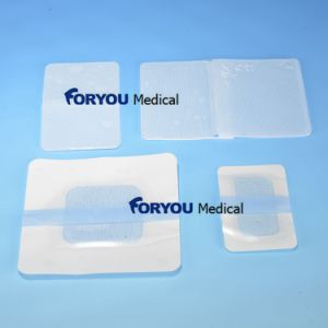 Aqua Gel Patch 60% Sterile Water Hydrogel Dressing HD1001A pictures & photos
