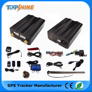 Real Time Tracking GPS Car/Motorcycle/Truck Tracker Vt200 with Free Tracking Software (LBS+GPS mode) pictures & photos
