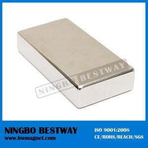Block Neodymium Ni Coating Industry Magnet Hot Sale pictures & photos