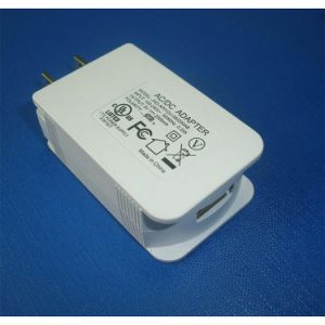 USB Adapter iPhone Charger 5V 2.1A White pictures & photos