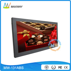 13 Inch LCD Advertising Display Screen with High Brightness Optional (MW-131ABS) pictures & photos