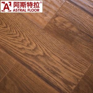 Factory Outlet Outdoor Used Arc Click 12mm Laminate Flooring pictures & photos