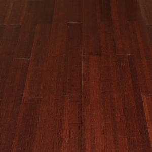 Honey HDF Engineered Bamboo Flooring pictures & photos