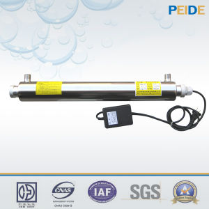 Hot Sale Wastewater Treatment UV Lamp Sterilizer pictures & photos