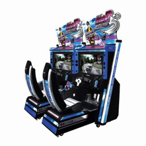 High Quality Initial D5 Racing Car/ Game Machine R/Driving Simualtor for Sale pictures & photos