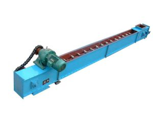 China Professional Horizontal Ms-Type Scraper Chain Conveyor Manufacturer pictures & photos