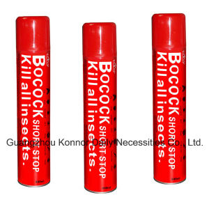 Bocock 400ml Insect Killer Aerosol Insecticide Spray Pesticide pictures & photos