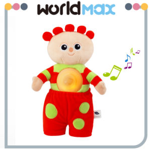 in The Night Garden Plush Night Light Doll Baby Toy with Music