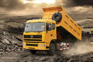 30t Tipper Chassis Heavy Truck