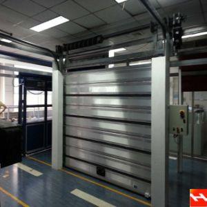 China Steel Metal Security Heat Preservation Rolling Shutter Door Suppliers Price pictures & photos