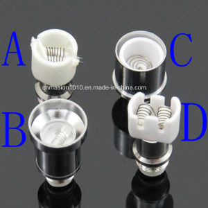 E Cigarette Ceramic Dry Herb Wax Atomizer pictures & photos