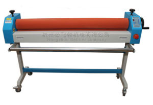 Bft-1400e 1400mm 55inch Electrical Cold Laminator Machine pictures & photos
