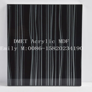 Wooden 1220*2440*18mm Demet Acrylic MDF (DM-9665) pictures & photos