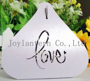 Favor Holder - Pearl Paper Bridal Shower Favor Boxes